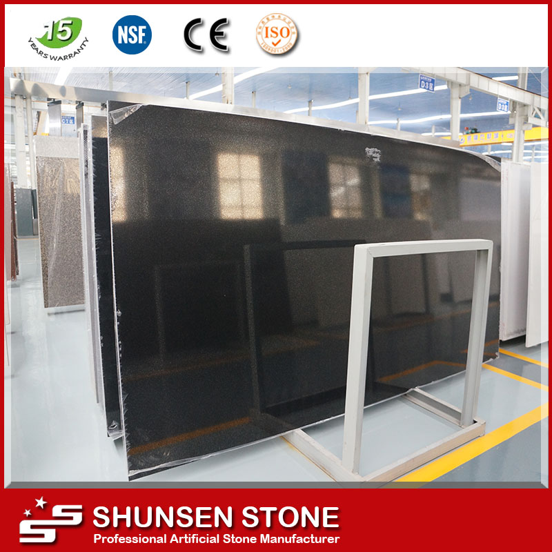 Building Construction Material Artificial Quartz Stone Countertop Solid Surface
