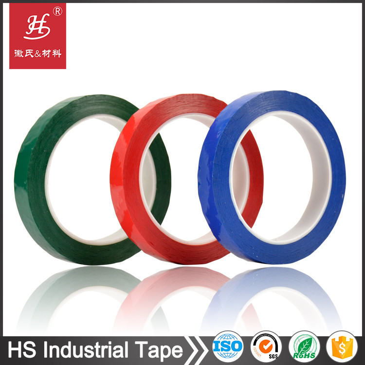 SGS & RoHS Certificates Insulation Mylar tape for lithium battery