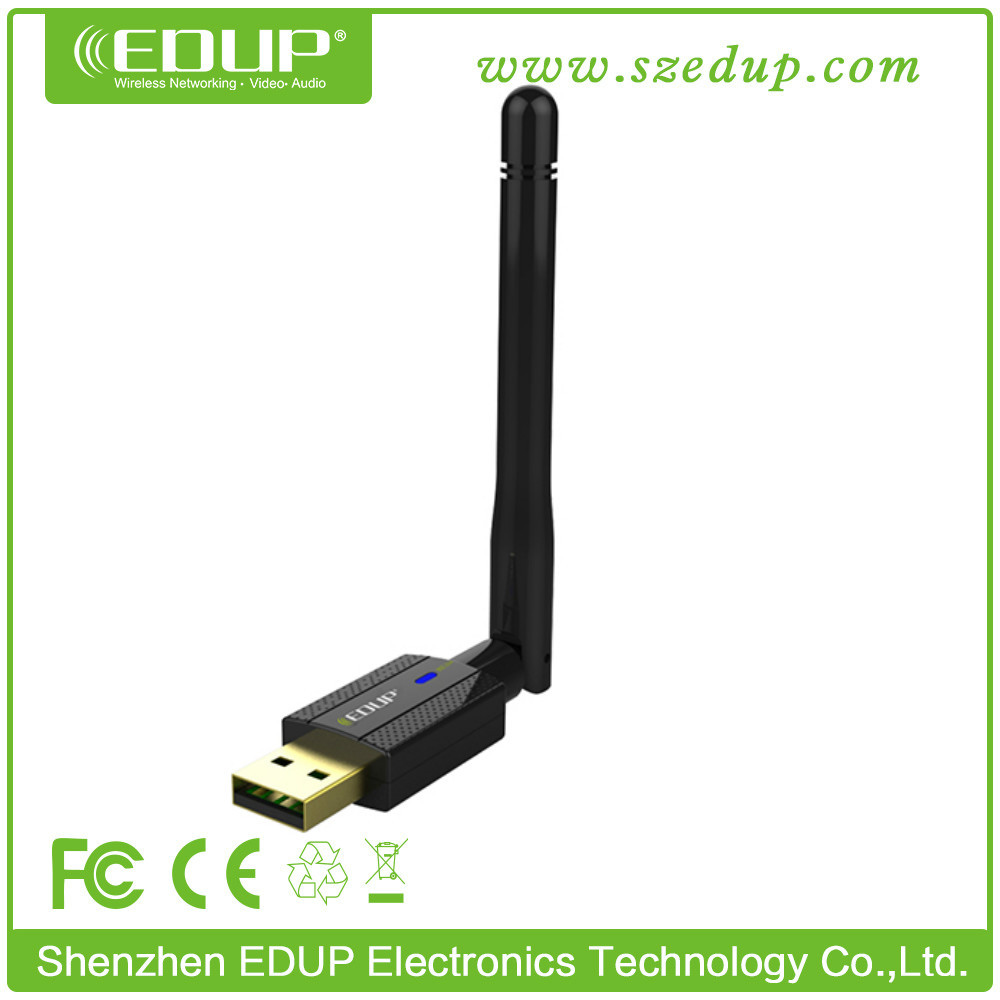Wifi USB Host Wireless Wan Adapter with External Antenna 300Mbps Bestseller