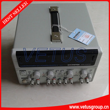 GPS-4303C 4 channel dc power supply With 200W output 0~30V 0~3A