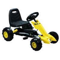 kids ride-on toys- best pedal go kart