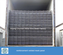 8 Gauge 6x6 reinforcing Concrete Galvanized Welded Wire Mesh Panel