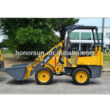 WL25 MIMI WHEEL LOADER/ WITH CE certification/ 800KG load capacity