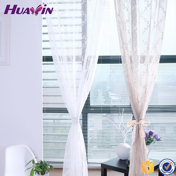 Hot selling indian style curtains design,knitted fabric,warp knitted fabric