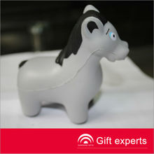2013 PRMOTION cheapest Customized toy horse bouncing ball