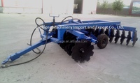 2.22 Supplying large heavy duty offset disc harrow, a kind of soil tillage equipment