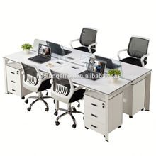 office workstation compact computer desk