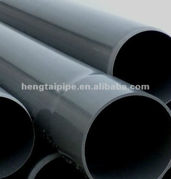 225mm 8 inch PVC pipe for drainage