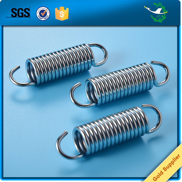 Heavy duty retractable extension garage door tension spring
