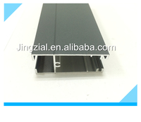 Quality guarantee aluminum extruded profile for windows