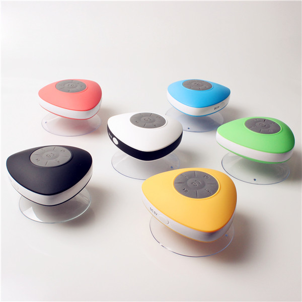 2014 new products,2.0 active speakers,waterproof bluetooth speaker