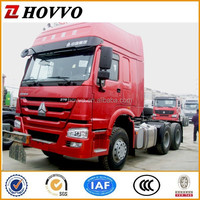 251-350 HP Horsepower and Manual Transmission Type International Tractor Truck Head for sale