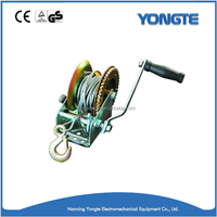 Hand Brake Winch with Friction/Hand Anchor Winch/Manual Winch