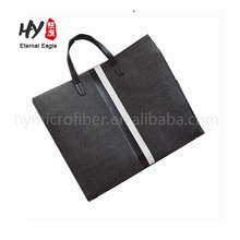 Brand new canvas tote bags with zipper closure