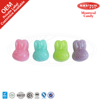 bunny fruit chews candy
