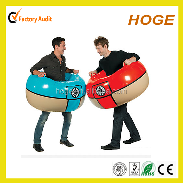 Factory Sale Inflatable Adult Sumo Body Boppers