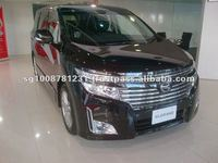 Nissan elgrand Highway Star 2012 MPV Luxury