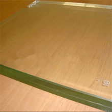 milky color laminated glass