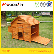 Chicken coop design for poultry farm