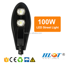 Aluminum high quality street cob led light, public off road cob led lighting system
