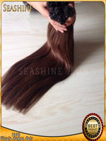 100Strands=1PC 100g Wholesale price Brazilian nail U tip hair extensions pre bonded hair