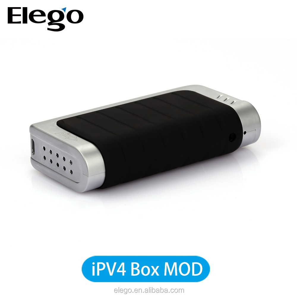 Pioneer4you IPV4 box mod 100w Electronic cigarette Vapor new temperature control technology