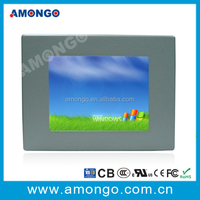 6.5~42inch industrial panel pc with touch screen android os optional