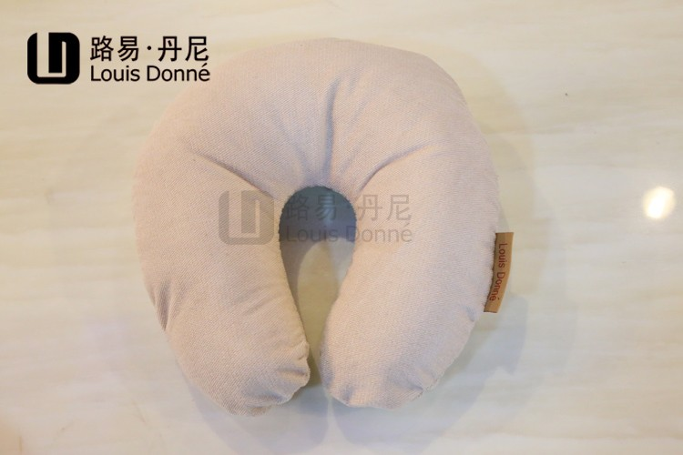 Hotel big size cylinder neck pillow
