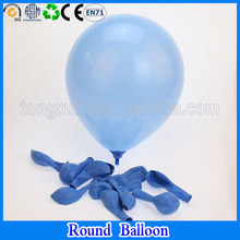 Like blue sky light color rubber ballons in sunny day party supplies