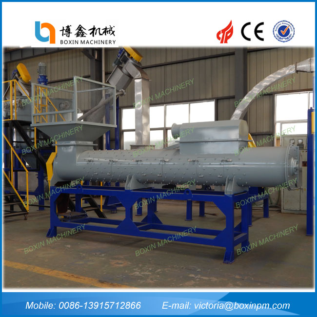 shanghai.plastic bottle chips recycling machine. tire recycling equipment