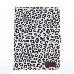 D336 Hot Popular Leopard Leather For Ipad Mini 3 Case