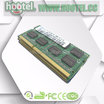 Hootel memory ram for laptop in china DDR3 2GB 1066MHZ