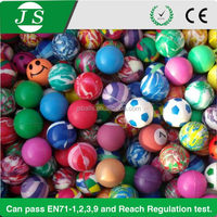 wholesale all design 32mm Vending machine bouncy ball