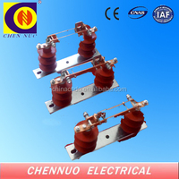 China produce 11kv disconnect switch GW9-12 with Porcelain Insulator,GW9
