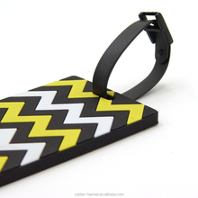 Custom luggage tag/PVC luggage tag/Silicone luggage tag