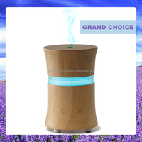 MN201228 Electric Cool Mist Wooden aroma diffuser
