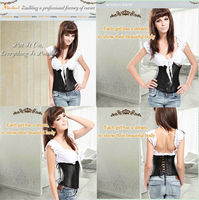 Newest Design Sexy Ladies Corset Pour Homme