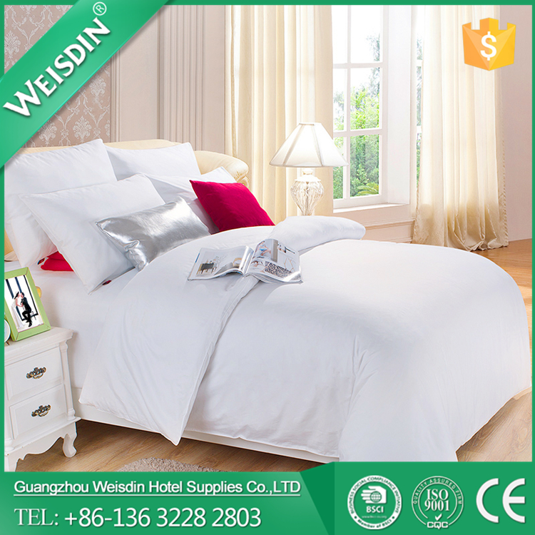 WEISDIN satin cotton satin cotton wholesale 4 pcs bedding set