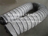 PVC 12 inch flexible air duct from chinese supplier
