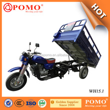 2016 Chongqing Popular Economical Stable Quality Chinese 3 Wheel Cargo 150CC Ambulance Three Wheel Tricycle In Angola