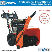 "375cc 30"" Width Superior Quality Snow Thrower"