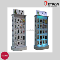 Factory Price Cell Phone Accessories Display Racks / Mobile accessories Display