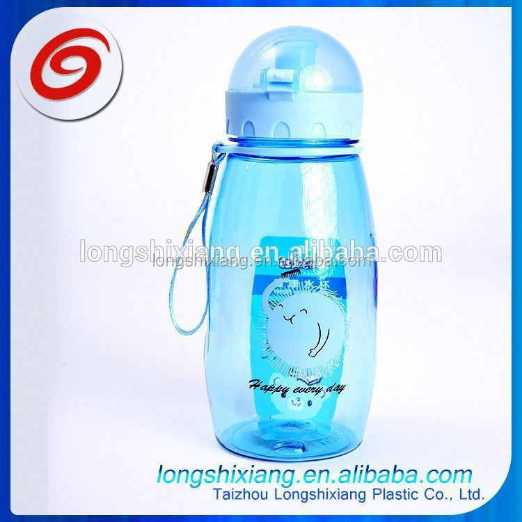 2015 500ml clear plastic water bottle,750ml outdoor sports plastic water bottle,plain plastic water bottle