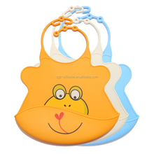 Newest Design Waterproof Colorful Silicone Baby Bids Cover