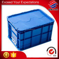 nestable plastic boxes for logistics