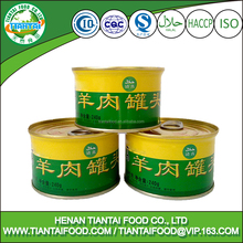 organic canned meats canned corned mutton
