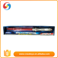 Wholesale high quality cheap kids toys flash plastic sword with color box
