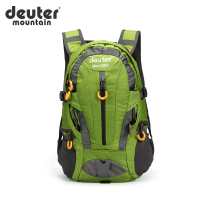 30L fashion nylon waterproof camping backpack hiking bag backpack travel