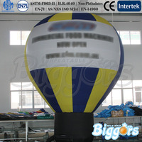 Customized Adertising Inflatable Ground Balloon with Factory Price