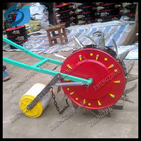 Best Selling Hands push maize sowing planter machine